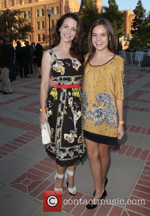 Kristin Davis and Bailee Madison 5