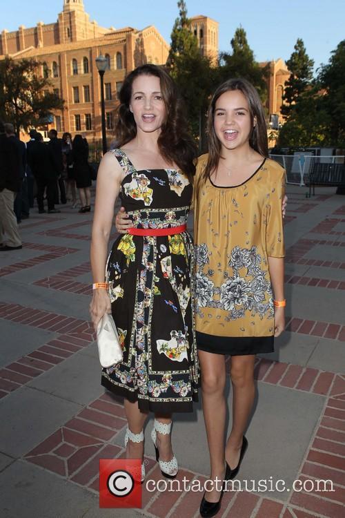 Kristin Davis and Bailee Madison 7