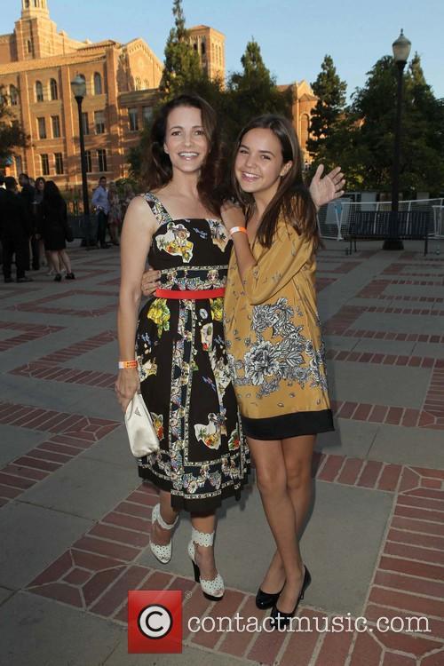 Kristin Davis and Bailee Madison 9