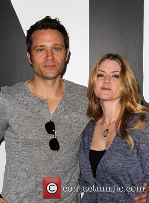 Seamus Dever and Juliana Dever 1