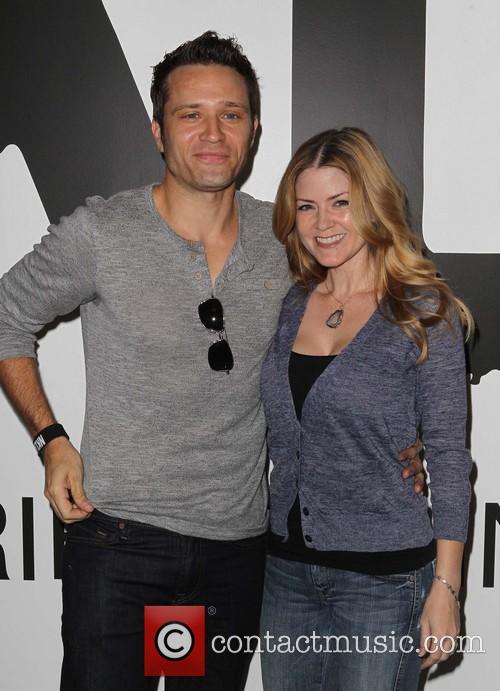 Seamus Dever and Juliana Dever 5