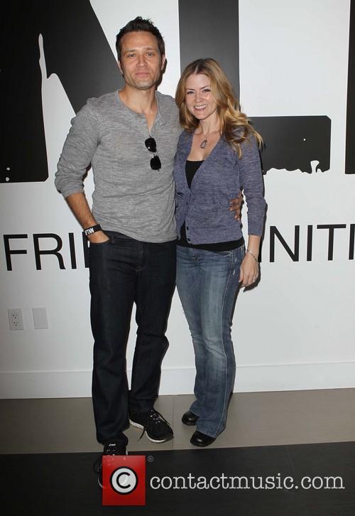 Seamus Dever and Juliana Dever 7