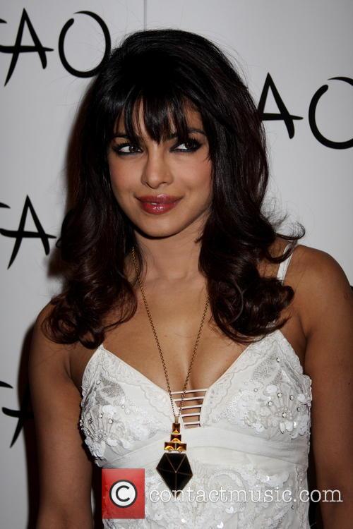 Priyanka Chopra Hosts TAO Nightclub