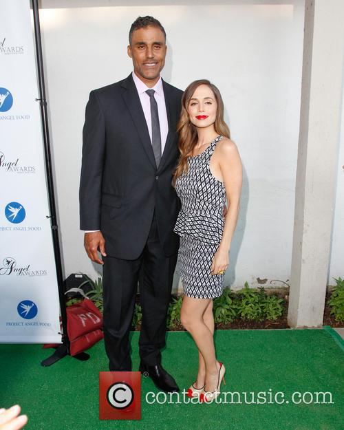 Rick Foxx and Eliza Dushku 2