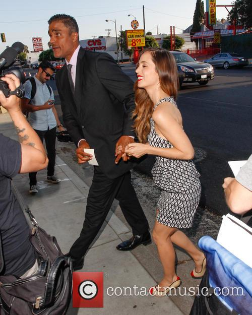 Rick Foxx and Eliza Dushku 1