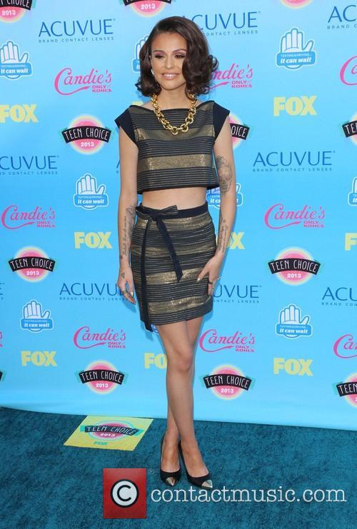 Cher Lloyd, the Gibson Amphitheater