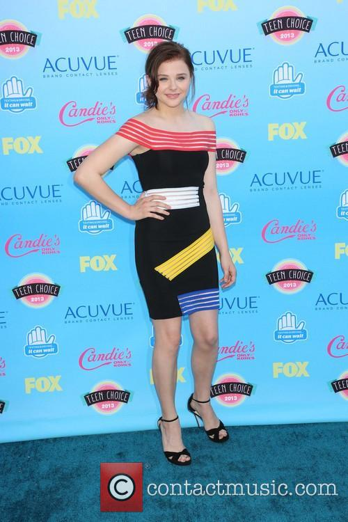 Chloe Grace Moretz, the Gibson Amphitheater