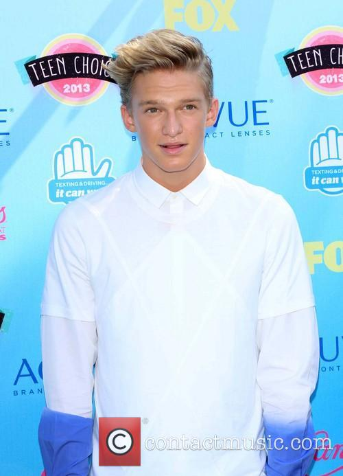 Cody Simpson, the Gibson Amphitheater