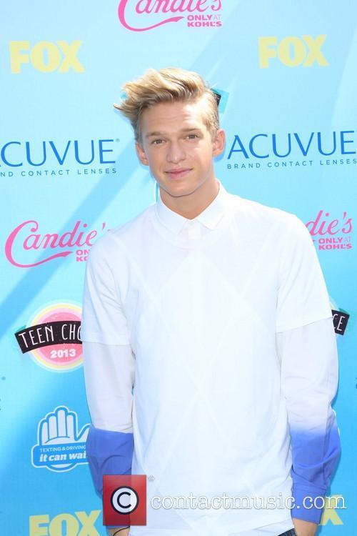 Cody Simpson, the Gibson Amphitheater