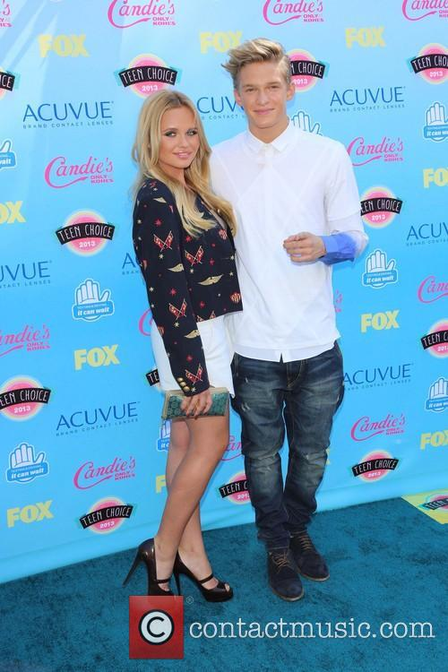 Cody Simpson and Alli Simpson 3