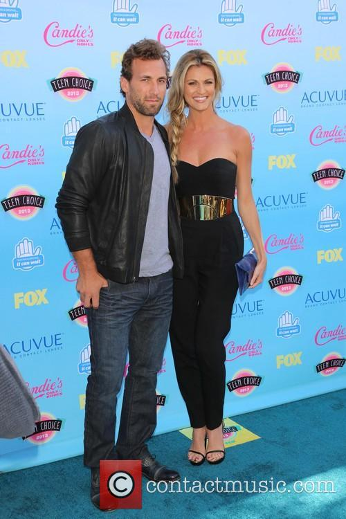 Erin Andrews and Jarret Stoll 2