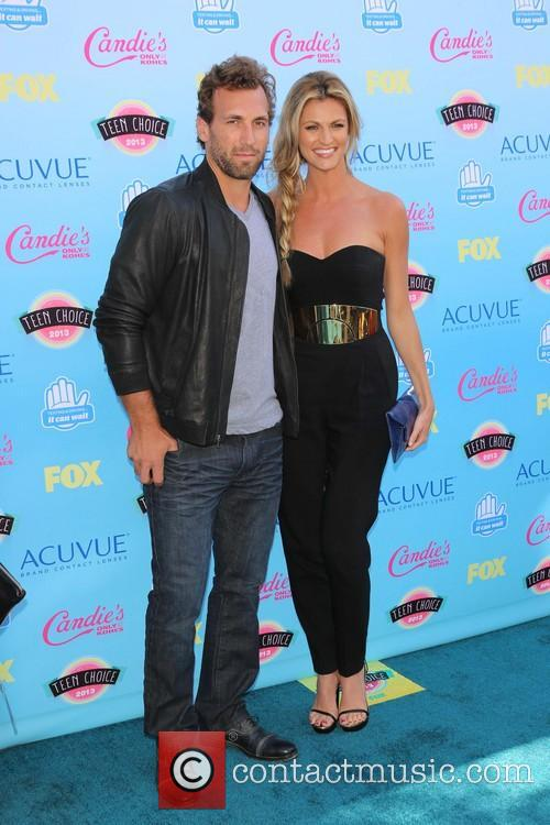 Erin Andrews and Jarret Stoll 1