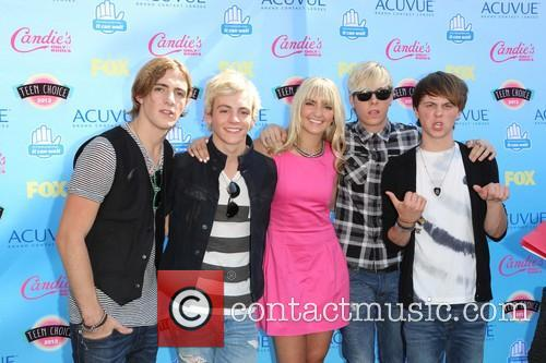 Teen Choice Awards, Guests, the Gibson Amphitheater