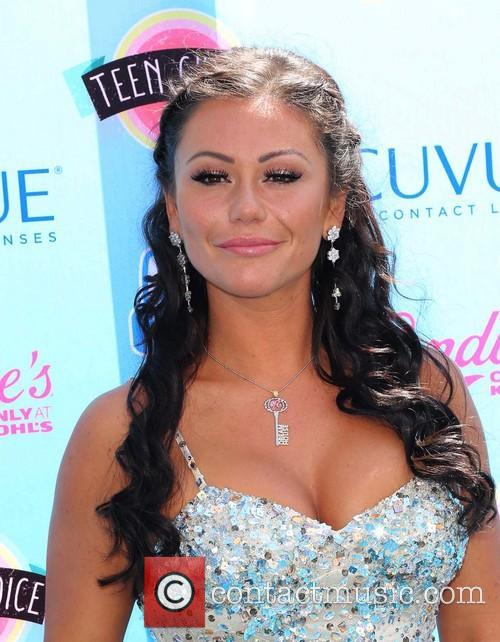 Teen Choice Awards and Jenni 'jwoww' Farley 2
