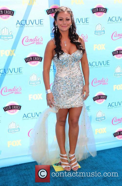Teen Choice Awards and Jenni 'jwoww' Farley 5