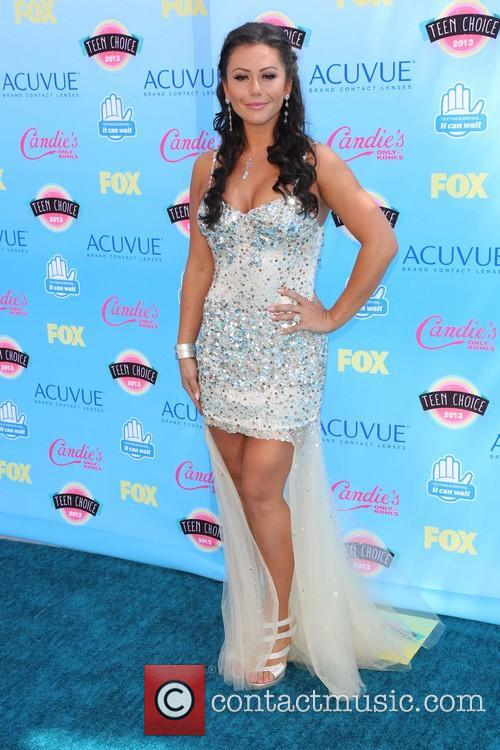 Teen Choice Awards and Jenni 'jwoww' Farley 11