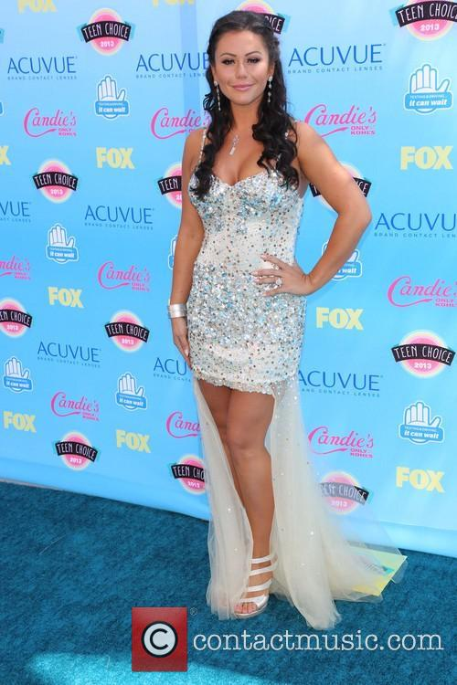 Teen Choice Awards and Jenni 'jwoww' Farley 1