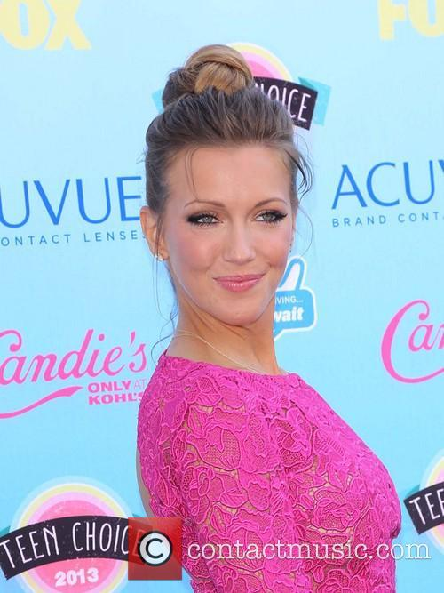 Katie Cassidy, the Gibson Amphitheater