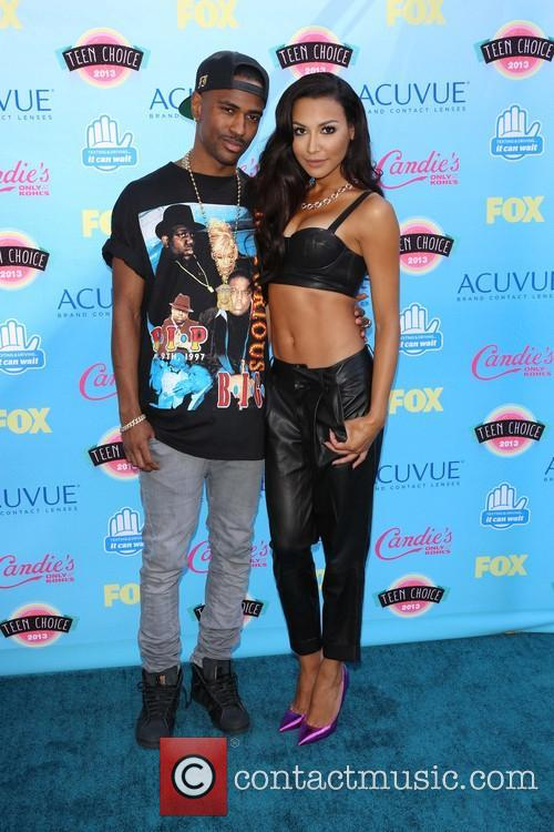 Naya Rivera and Boyfriend Big Sean 11