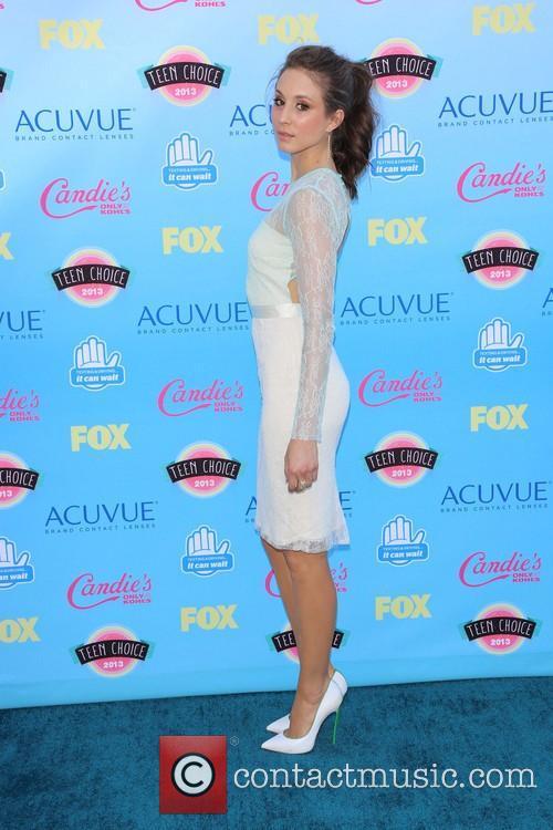 Teen Choice Awards and Troian Bellisario 3