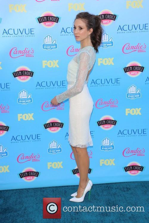 Teen Choice Awards and Troian Bellisario 4