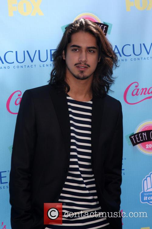 Teen Choice Awards, Avan Jogia, Gibson Ampitheater