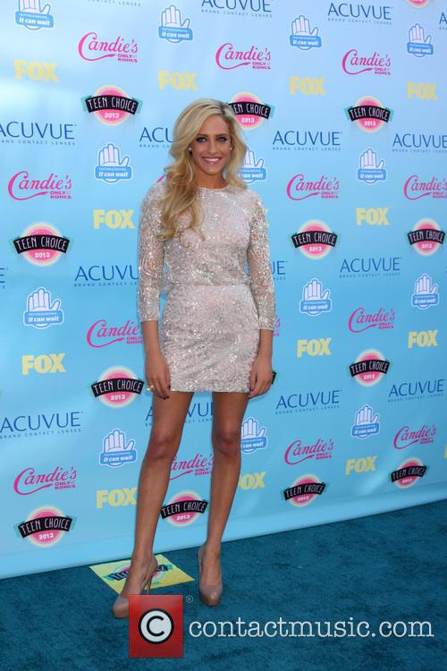 Teen Choice Awards and Carly Chalkin 8