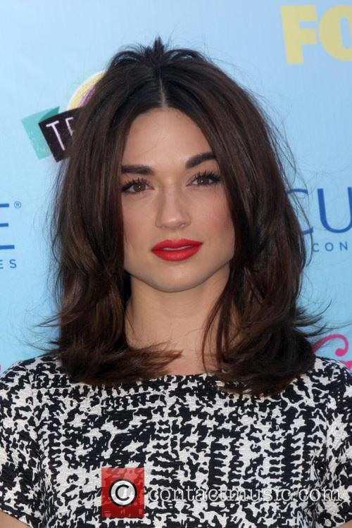 Crystal Reed, Gibson Ampitheater
