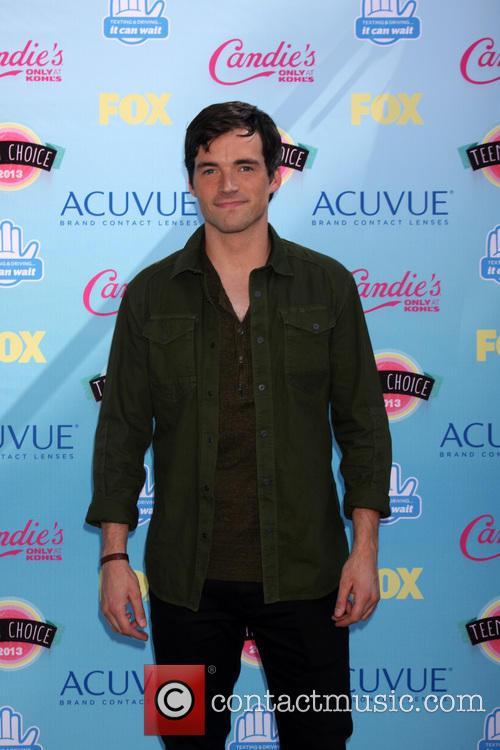 Teen Choice Awards and Ian Harding 1