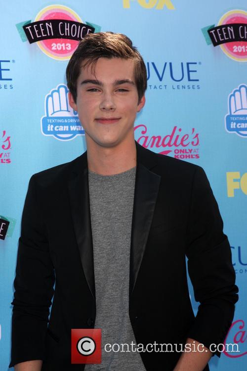 Teen Choice Awards, Jeremy Shada, Gibson Ampitheater