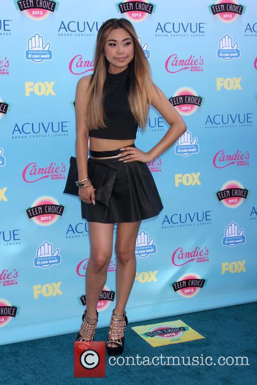 Teen Choice Awards, Jessica Sanchez, Gibson Ampitheater