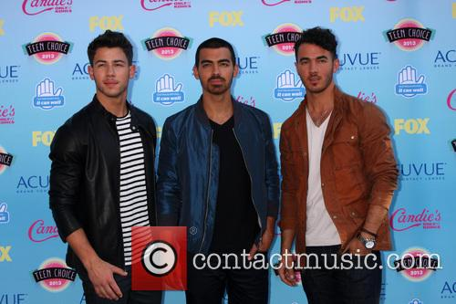 Jonas Brothers, Kevin Jonas, Nick Jonas and Joe Jonas 2