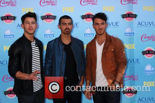 Jonas Brothers, Kevin Jonas, Nick Jonas and Joe Jonas 1