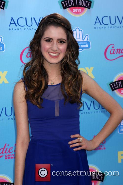Teen Choice Awards, Laura Marano, Gibson Ampitheater