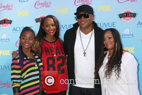 Ll Cool J and Family 10