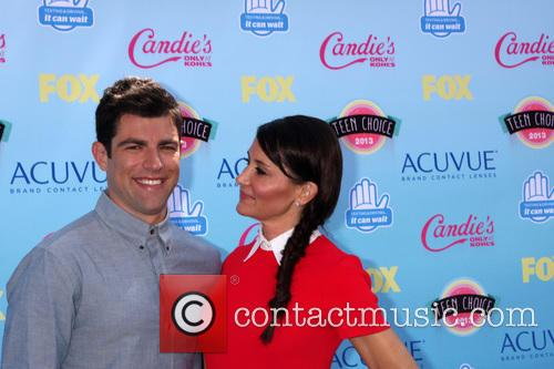 max greenfield teen choice awards 2013 arrivals 3810315