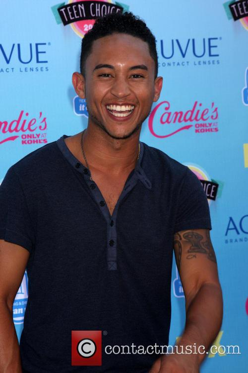 Teen Choice Awards and Tahj Mowry 6