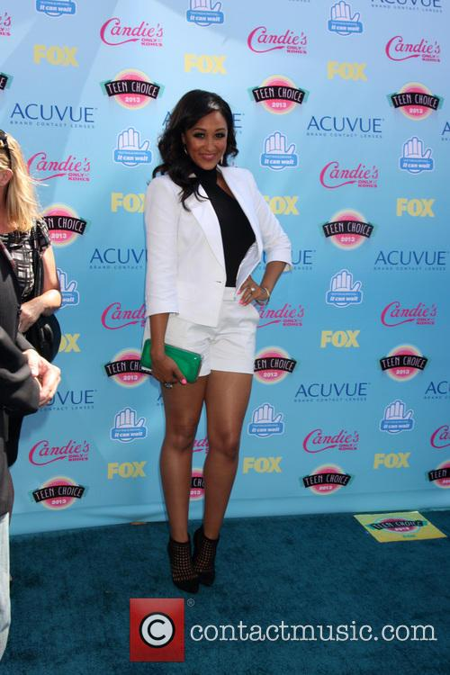 Teen Choice Awards and Tamara Mowry 5