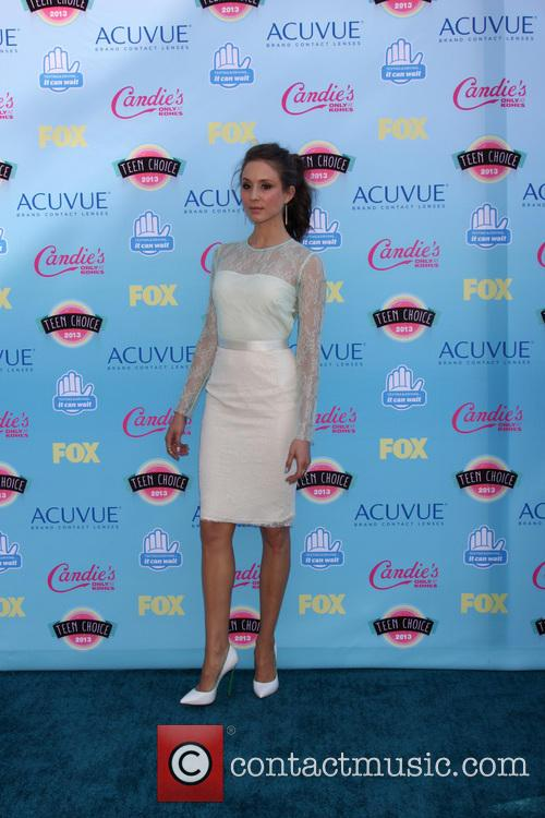 Teen Choice Awards and Troian Bellisario 6