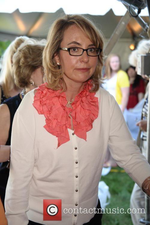 Congresswoman Gabby Gifford 1