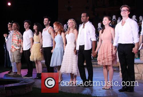 Opening night of 'Love's Labour's Lost'