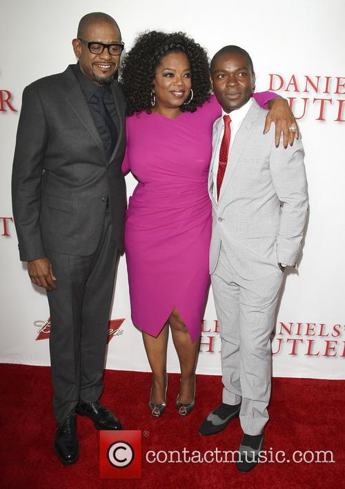 Forest Whitaker, Oprah Winfrey and David Oyelowo 1