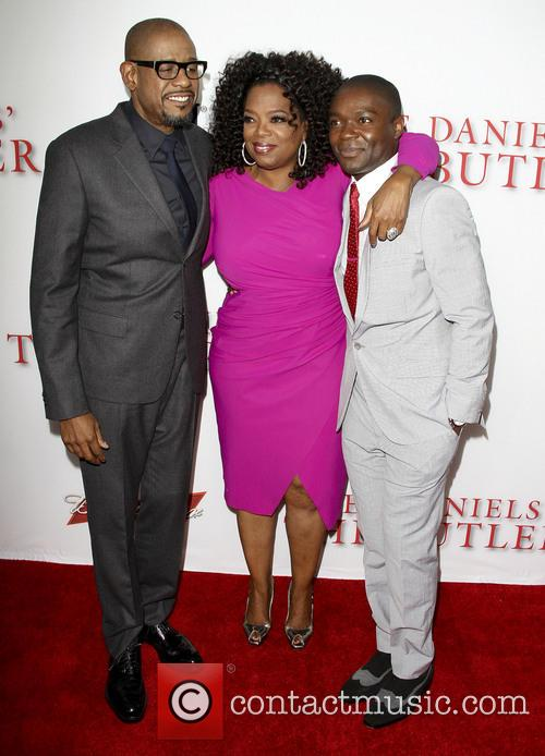 Forest Whitaker, Oprah Winfrey and David Oyelowo 3
