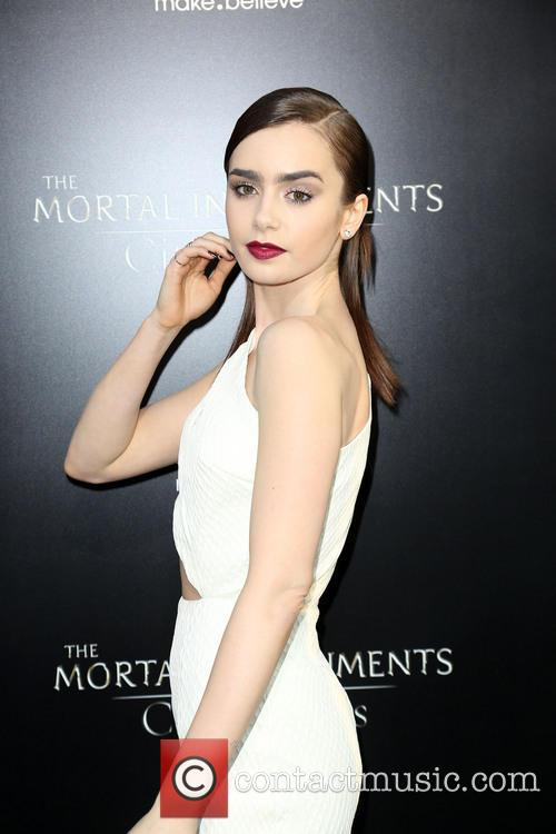 Lily Collins 12