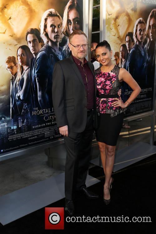 Jared Harris and Allegra Riggio 2