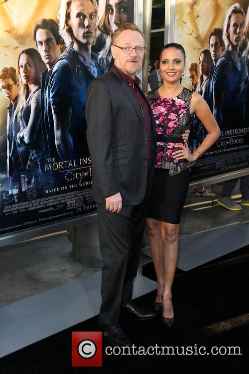 Jared Harris and Allegra Riggio 4
