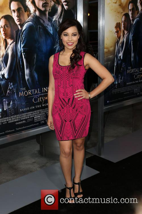Jessica Parker Kennedy 1