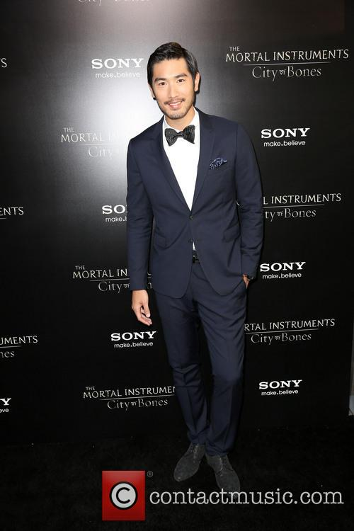 godfrey gao premiere of the mortal instruments 3812407