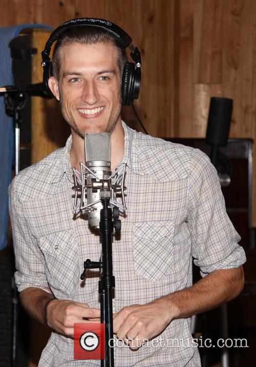 Recording Session of the Broadway musical First Date