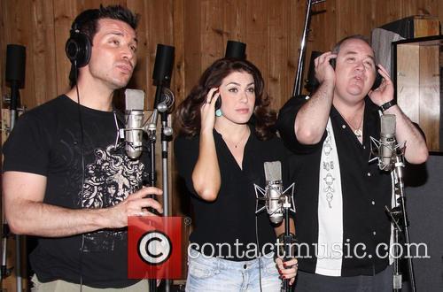 Kristoffer Cusick, Kate Loprest and Blake Hammond 1